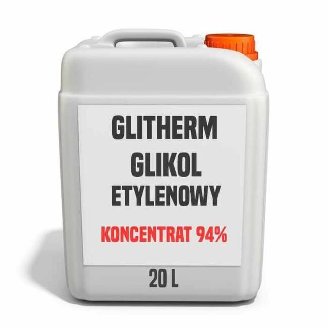 Glikol etylenowy 94 % (Glitherm koncentrat) - Wysyłka kurier