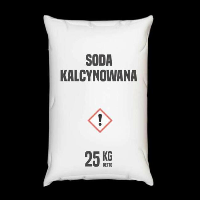 Soda kalcynowana (węglan sodu) – 300 – 1000 kg – Kurier