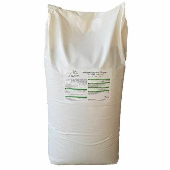 Sorbent Mineralny POLSORB Uniwersal – Wysyłka kurierem