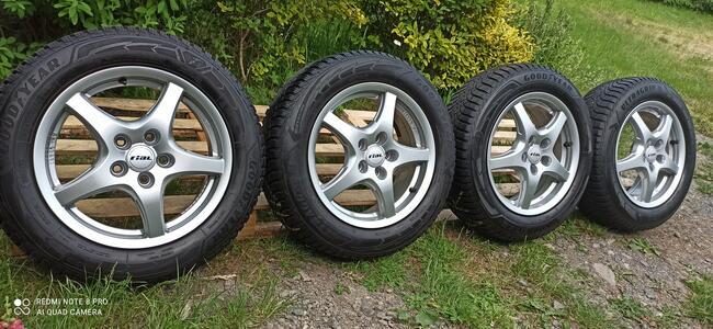 Felgi Koła Aluminiowe RIAL 205/60/R16 8mm 5x112 AUDI SEAT VW