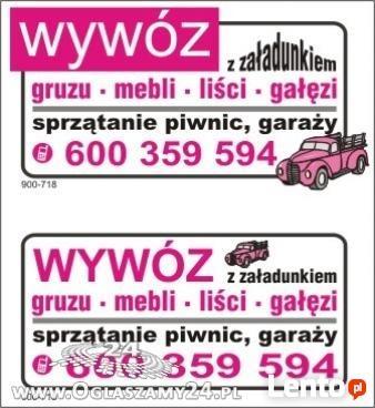 Wywóz mebli Warszawa