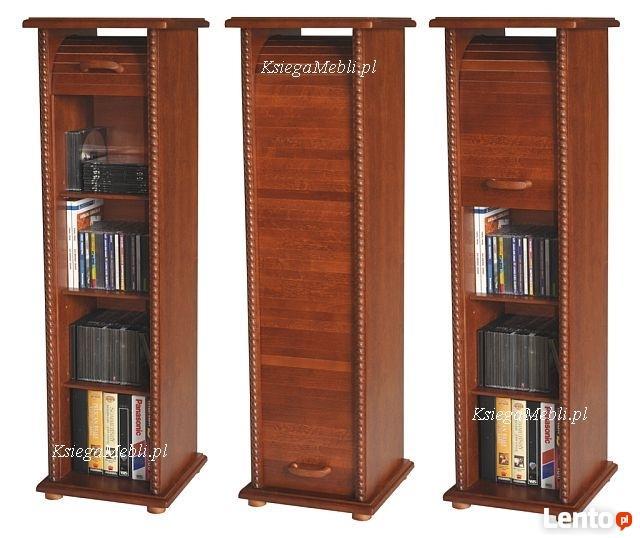 Szafka na płyt cd,dvd, książki 100% drewno
