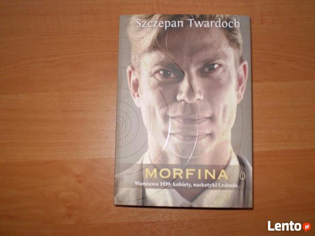 MORFINA-Szczepan Twardoch