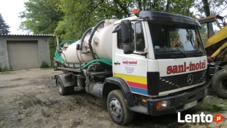 czyszczenie kanalizacji, kompleksowe usługi wod-kan