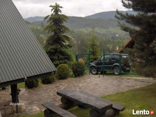 domek całoroczny w górach