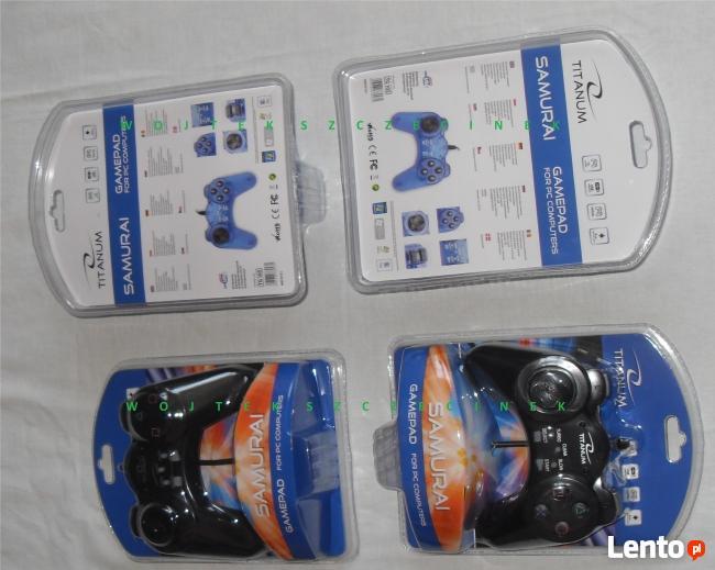 Gamepad Titanum USB