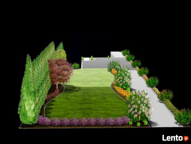 Ogrody Kielce Projektowanie,urządzanie,pielęgnacja