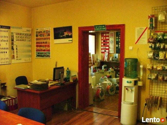 Biuro + magazyn. Tychy ul.Budowlanych