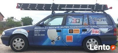 Montaż i Serwis Anten Satelitarnych i naziemnych Antenki.com