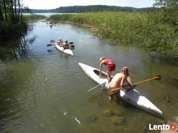 Wakacje z dziećmi agroturystyka Ciche Jeziora w Okół Lasy