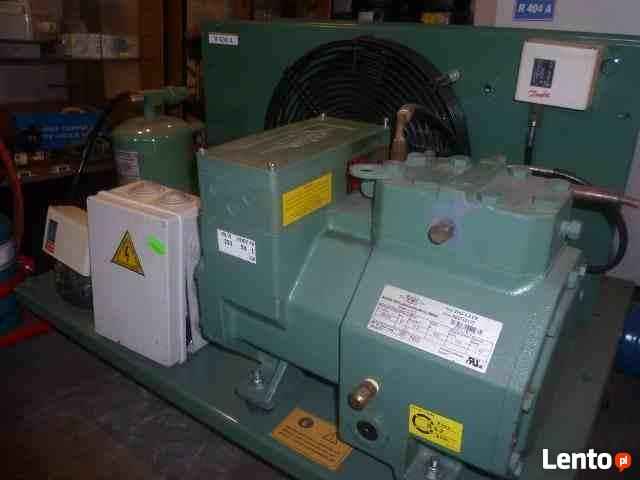 Używany skraplacz chłodniczy agregat chłodniczy spreżarka