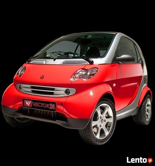 Wypożyczalnia samochodów vector24