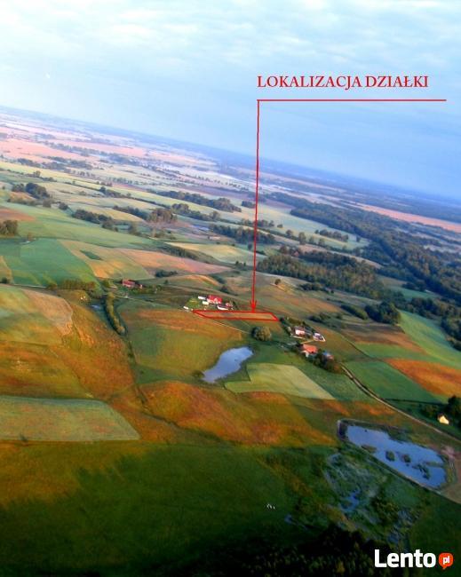 Mazury - 0,30 ha za 30 000 zł