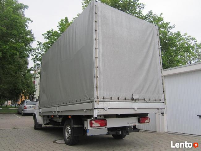 Transport Wodzisław Śląski - Holandia