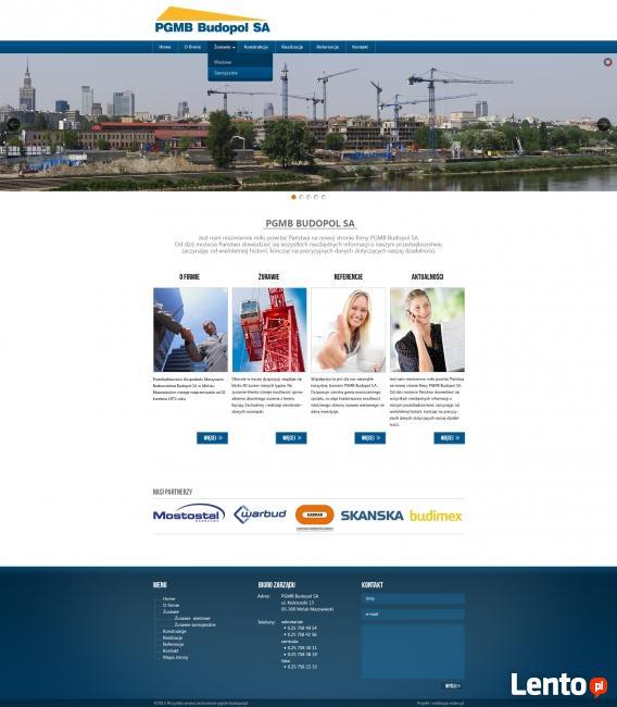 Tworzenie stron www - Mińsk Mazowiecki :: Veden