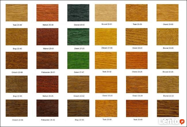 Piękna drewniana Kolekcja Love -Różne Kolory