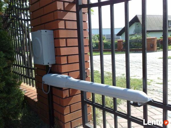 Automaty do bramy - Serwis i naprawa napędów do bram/montaż