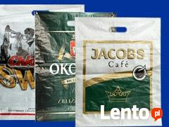 Opakowania torby z nadrukiem