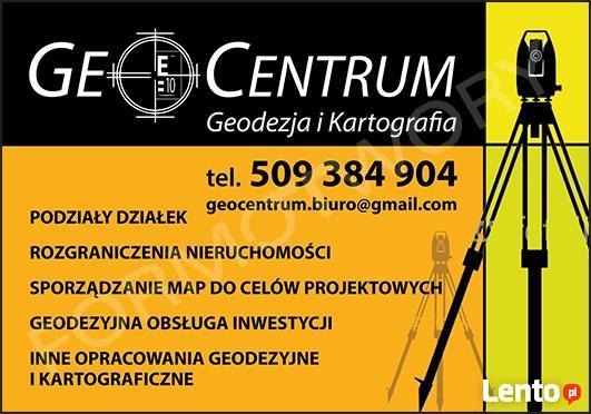 Geodezja i Kartografia Geocentrum