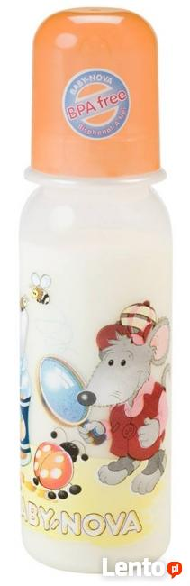 Nowe butelki do karmienia BABY NOVA