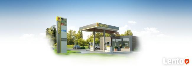Stacja paliw Wieluń - sprzedawca