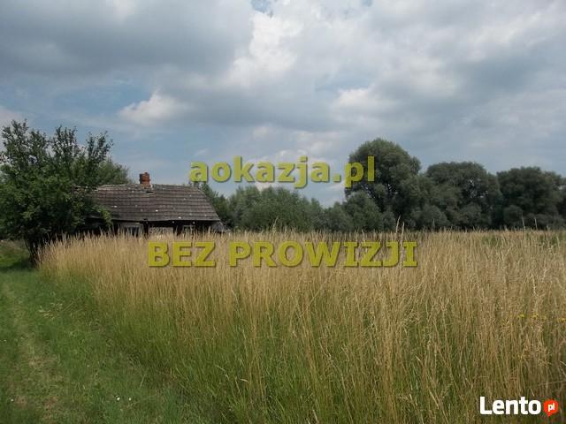Działka rolno budowlana 36ar Wola Batorska, Niepołomice