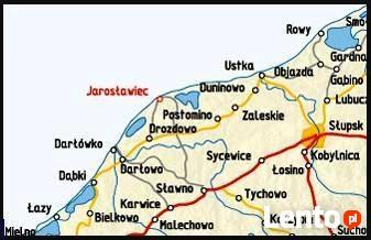 Domki nad morzem Jarosławiec Darłówko Ustka Rowy