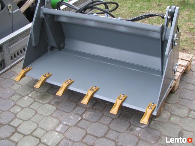 Łyżka budowlana 1300mm dla miniładowarek Avant, MultiOne