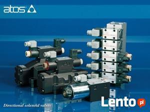 Zawór ATOS DHU-0610/A-00, Atos DHI, DHU-0631; SYców