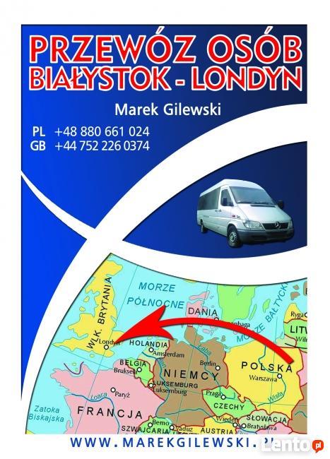 Białystok-Sokółka-Londyn
