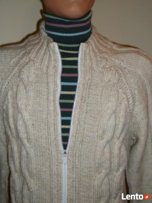 Sprzedam sweter męski robiony na drutach