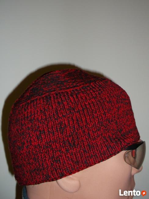 Sprzedam czarki męskie robione na drutach