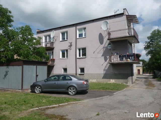 Mieszkanie 58m2 3 pokoje balkon piwnica garaż
