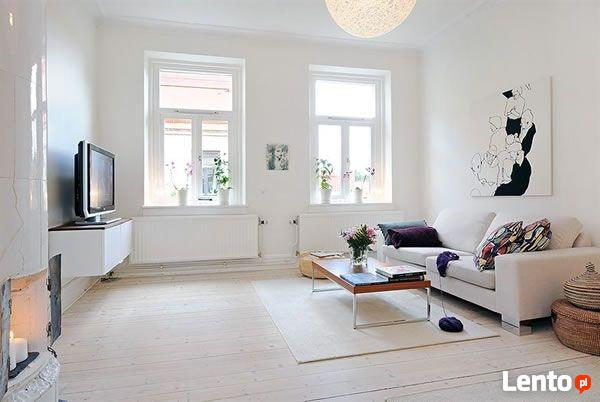 Mieszkanie 3-4 pokojowe - gotówka