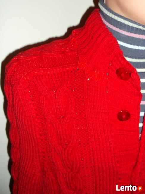 Sprzedam ręcznie robiony sweter męski