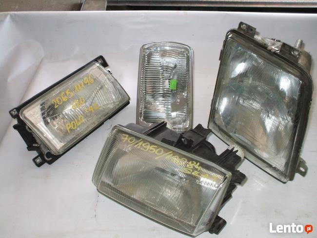 REFLEKTOR LAMPA VW SEAT wyprzedaż