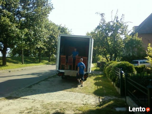 Przeprowadzki Gorzow Kraj Europa+Ekipa 667-903-199 Transport