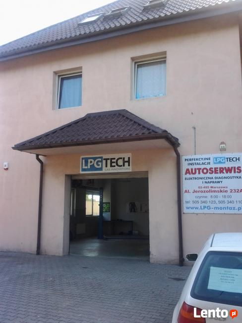 Mechanik samochodowy lub/i Instalator LPG