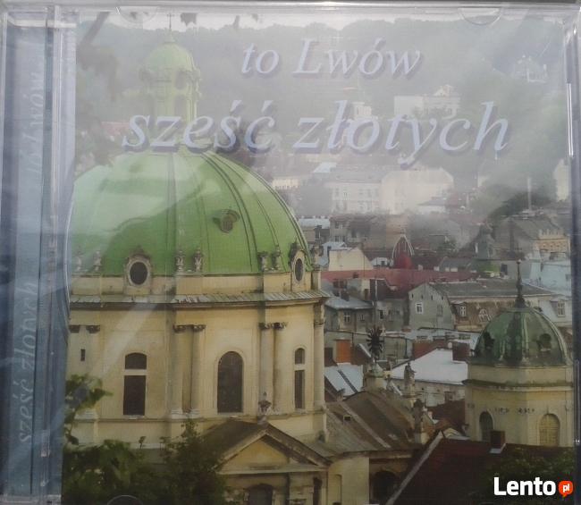 Lwowski zespół Sześć Złotych. Cztery płyty