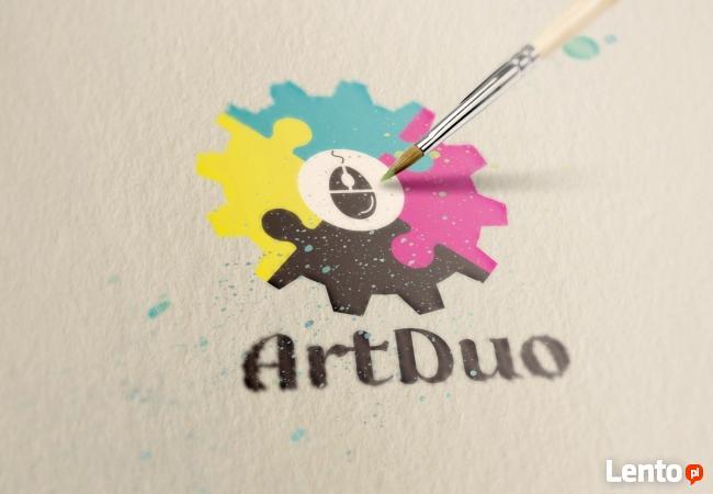 Grafika projekty, reklama, logo, ulotki, banery, plakaty FV