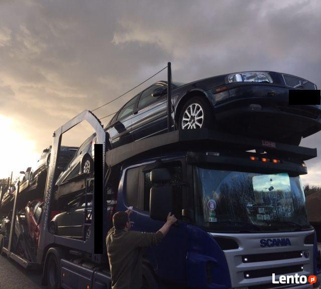 Transport aut z Anglii do Polski transport PL- UK