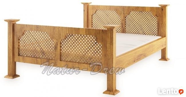 Łóżko AC 07 Ażurowe 140,160,180,200 PRODUCENT 669-125-410