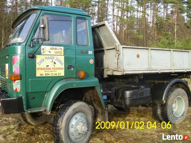 odśnieżanie w Olsztynie odśnieżanie Olsztyn koparką