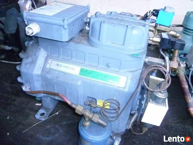 Używana spreżarka chłodnicza używany agregat chłodniczy