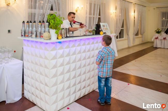 Drink BAR na wesela eventy ATRAKCYJNE CENY