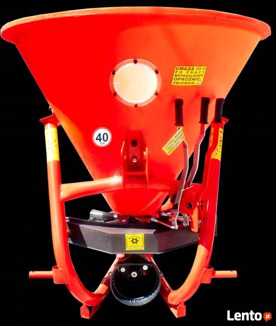 Rozsiewacz Lejkowy Jednoturbinowy 200 220 L DEXWAL AGRO-ACTI