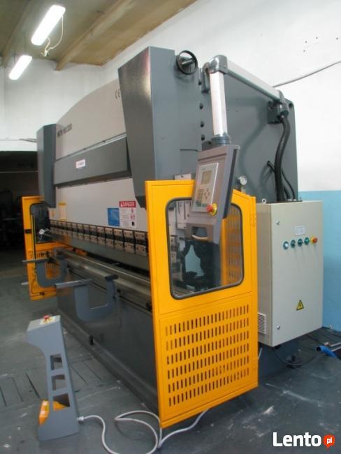 Prasa Krawędziowa CNC, 160T/3200