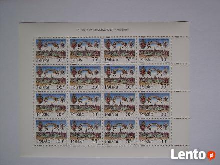 sprzedam znaczki czyste jak i kasowane okolicz i z błędami