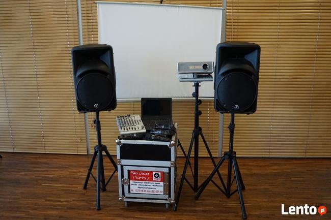 Wypożyczalnia muzyczna światło dzwięk wynajem Service Party