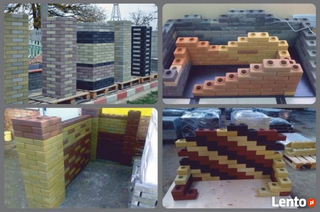 cegły LEGO
